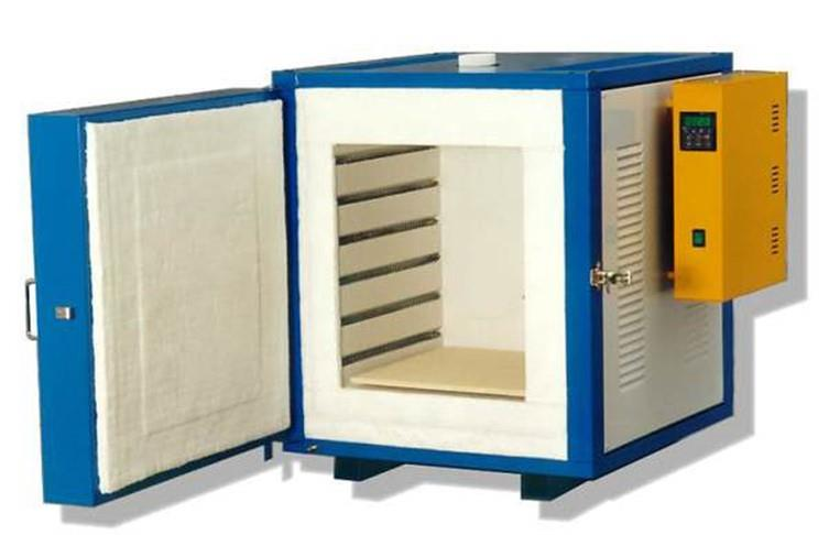 Лабораторная индукционная печь для плавки металло