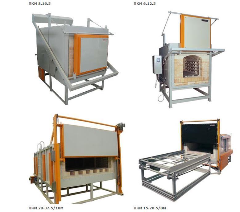 Промышленные термические печи