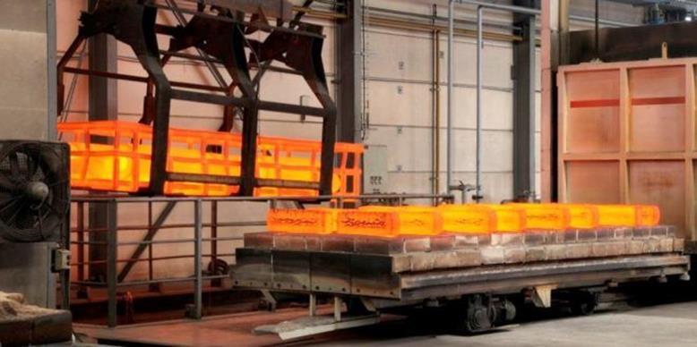 Оборудование для термической обработки стали