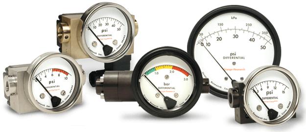 Измерение давления вакуумметром